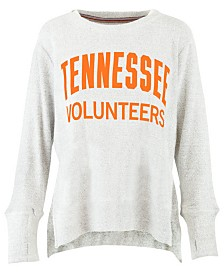 Pressbox Women's Tennessee Volunteers Cuddle Knit Sweatshirt