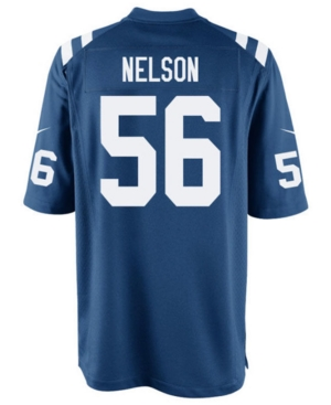 Nike Men's Quenton Nelson Indianapolis Colts Game Jersey