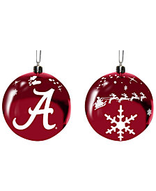 "Memory Company Alabama Crimson Tide 3"" Sled Glass Ball"