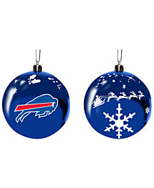 "Memory Company Buffalo Bills 3"" Sled Glass Ball"