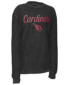G-III Sports Women's Arizona Cardinals Comfy Cord Top