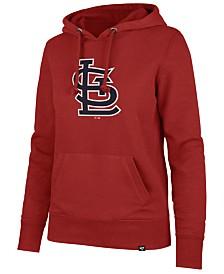 '47 Brand Women's St. Louis Cardinals Imprint Headline Hoodie