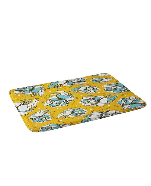 Deny Designs Heather Dutton Felicity Golden Bath Mat