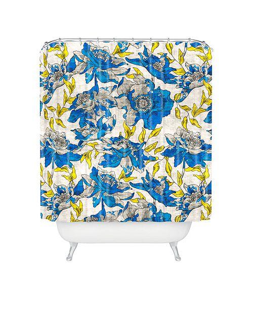 Deny Designs Holli Zollinger Summertime Shower Curtain