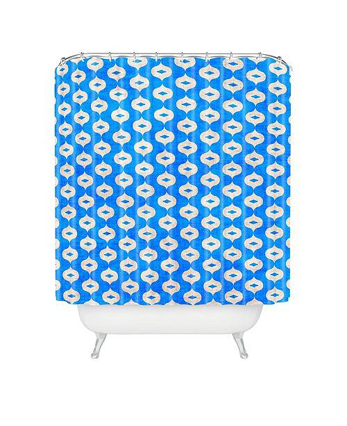 Deny Designs Holli Zollinger Casbah Drop Shower Curtain