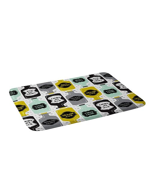 Deny Designs Heather Dutton Witches Brew Bath Mat