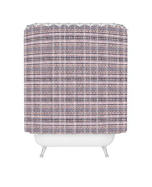 Deny Designs Holli Zollinger Vintage Bohemian Shower Curtain