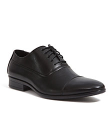 Deer Stags Men's Townsend Memory Foam Classic Dress Comfort Cap Toe Oxford