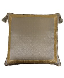"Duchess Luxury Euro Main Pattern 26"" X 26"" Pillow Sham"