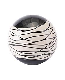 Stripes Large Orb