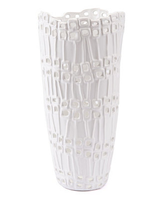 Zuo Cal Tall Vase Reviews Vases Home Decor Macy S