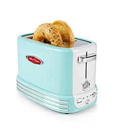 Nostalgia Rtos200Aq Retro 2-Slice Bagel Toaster