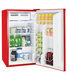 Nostalgia Rrf300Sdbcoke Coca-Cola 3.2-Cubic Foot Refrigerator