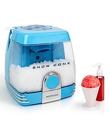 Nostalgia Snow Cone Party Station