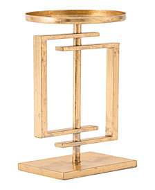 Candle Holder Gold