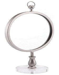 Table Mirror Silver