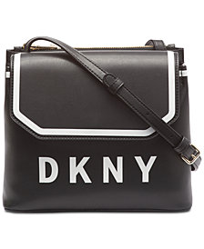 DKNY Jade Flap Crossbody, Created for Macy's