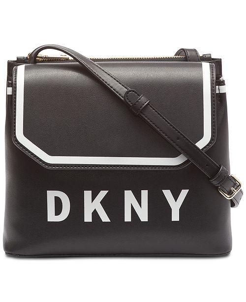 DKNY Jade Flap Crossbody, Created for Macy's