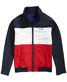 Tommy Hilfiger Men's Flag Regatta Jacket, From The Adaptive Collection