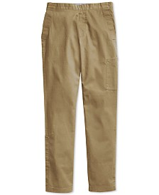 Tommy Hilfiger Adaptive Men's Seated Fit Chino Pants with Velcro® Closure