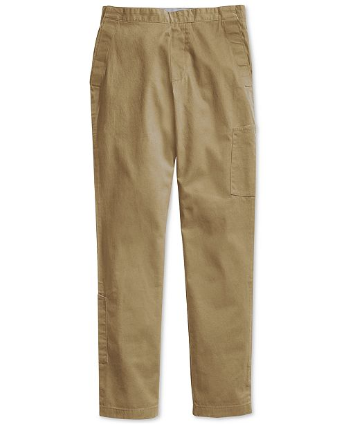 0f0131249 ... Tommy Hilfiger Men's Seated Fit Chino Pants with Velcro® ...