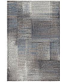 "Trisha Yearwood Home Atlanta Rain Multi/Dusk 5' x 7'6"" Area Rug"