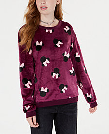 Love Tribe Juniors' Minnie Mouse Super-Soft Top