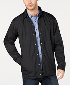 Dickies Men's Quilted Flannel-Lined Jacket