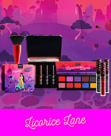 NYX Professional Makeup Holiday Licorice Lane Collection