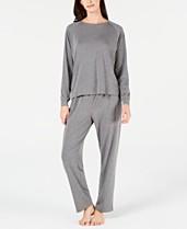 b6a8570443b7 Charter Club Super-Soft Knit Pajama Set