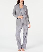 3feef8a7dcae Charter Club 3-Pc. Knit Pajama Set