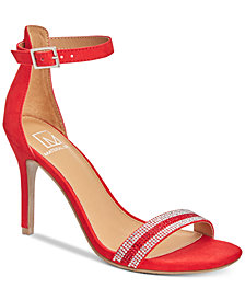 Material Girl Blaire Dress Sandals, Created for Macy's