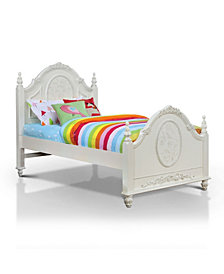 Aneissa Twin Size Princess Bed