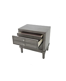 Illy Transitional Nightstand