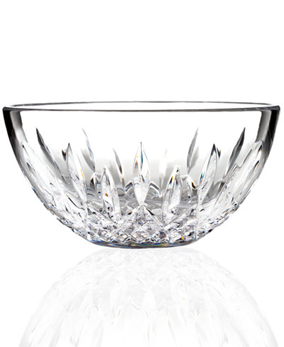 Waterford Gifts, Lismore Crystal Bowl 6