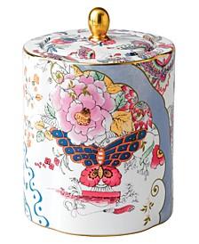 Butterfly Bloom Tea Caddy