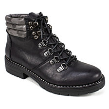 Seven Dials Reedy Lace-Up Ankle Booties