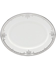 Dinnerware, Empire Pearl Oval Platter