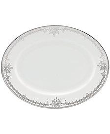 Marchesa by Lenox Dinnerware, Empire Pearl Oval Platter