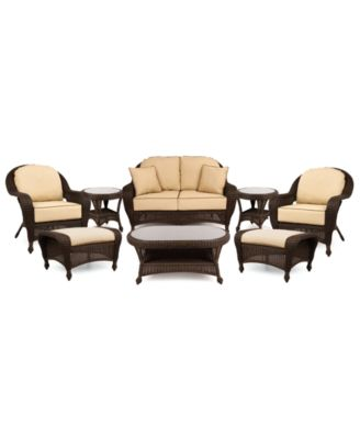 Furniture Monterey Outdoor Seating Collection With
