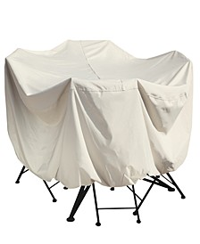 "Outdoor Patio Furniture Cover, 36"" Bistro/Cafe Table & Chairs"