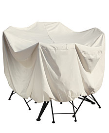 "Outdoor  Patio Furniture Cover, 36"" Bistro/Cafe Table & Chairs, Quick Ship"