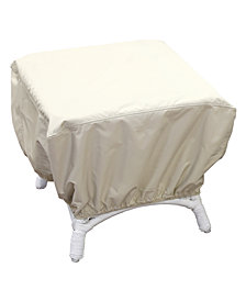 "Outdoor  Patio Furniture Cover, 28"" Square & 24"" Round/Small Occasional Tables, Quick Ship"