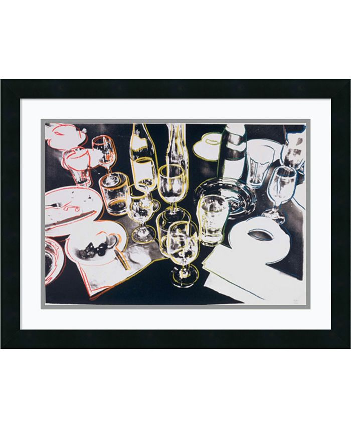 Amanti Art - After the Party, 1979 24x19 Framed Art Print
