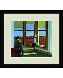 Amanti Art Room In Brooklyn Framed Art Print