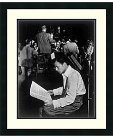 Frank Sinatra Framed Art Print