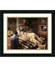 Amanti Art Sonata  Framed Art Print