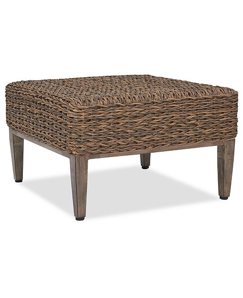 Furniture CLOSEOUT! La Palma Outdoor Coffee Table, Created For Macy's