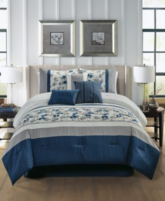 Reina 7-Pc. King Comforter Set