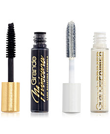 Receive a FREE Trial-Size Lash Primer & Mascara Duo with any $50 Grande Cosmetics purchase